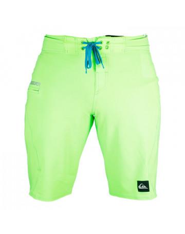 Bermuda Quiksilver Kaimana 2 - Verde Fluorescente