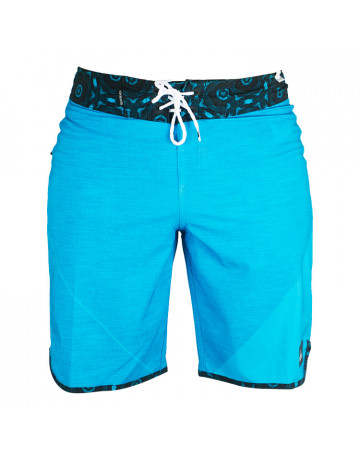 Bermuda Quiksilver Walk Ag4 New Wave - Azul