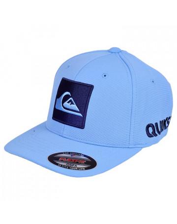 Boné Quiksilver Hard Hitter Letreiro I - Azul  92e297b5c3b
