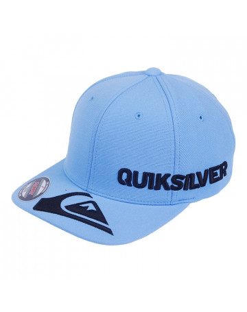 c34ee5c32a8a2 Boné Quiksilver Peak Emb - Azul Claro   Loja de Surf