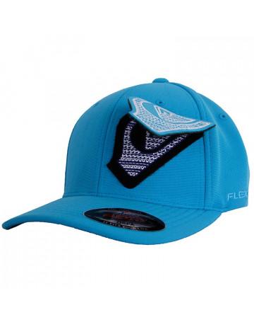 2405f2f13667c Boné Quiksilver Texture - Azul