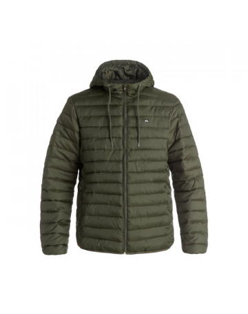 Jaqueta Quiksilver Everyday Scary Verde