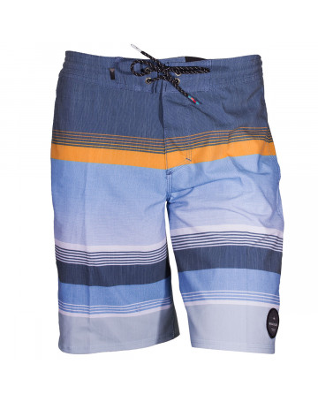 Bermuda Quiksilver Swell Vision - Azul Cinza  4737966e9a7