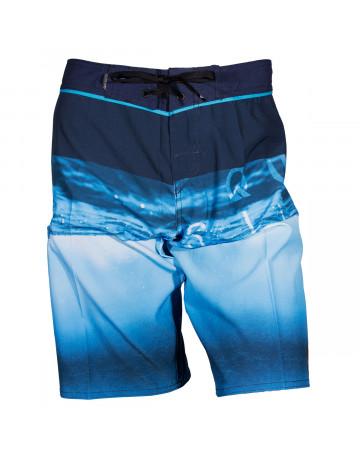 Bermuda Quiksilver Hold Down - Azul   Loja de Surf 0837ab5f14