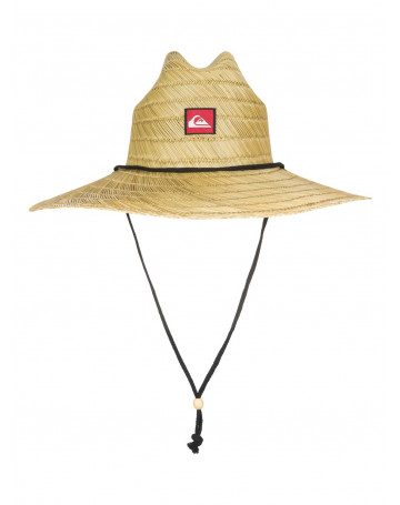 Chapéu de Palha Quiksilver Pierside - Palha  7e2ef3c3327