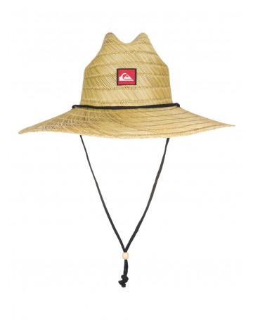 Chapéu de Palha Quiksilver Pierside - Palha