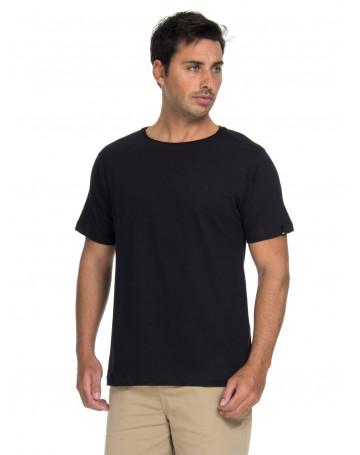 Camiseta Quiksilver Hiroshima - Preto