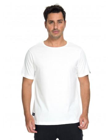 Camiseta Quiksilver Hiroshima - Branco