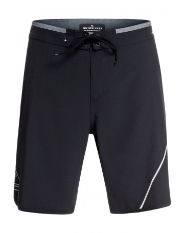 Bermuda Quiksilver Highline New Wave 20 - Preta