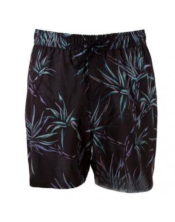 Bermuda Quiksilver Salty Palms Verde