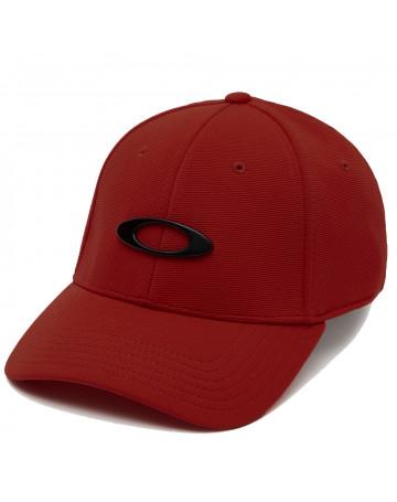 Boné Oakley Tincan Cap - Vermelho  bf203890108
