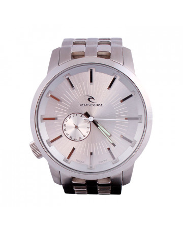Relógio Rip Curl Detroit SSS Silver