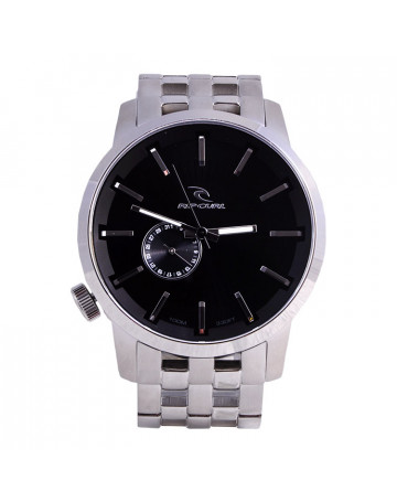 Relógio Rip Curl Detroit SSS Black