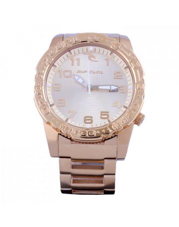 Relógio Rip Curl Cortez 2 Dourado
