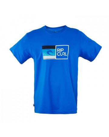 Camiseta Rip Curl Medina Acid Ripawatu - Azul