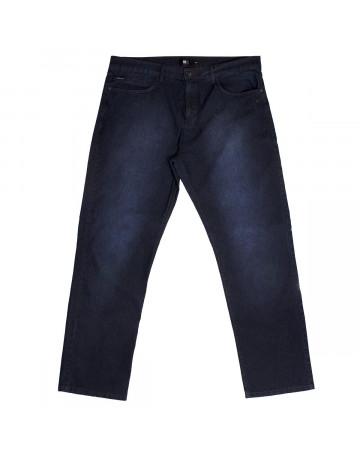 Calça Rip Curl Jeans Wave Icon Extra Grande - Azul