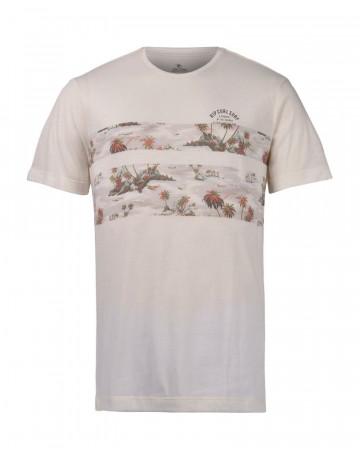 Camiseta Rip Curl Especial Resort - Branca