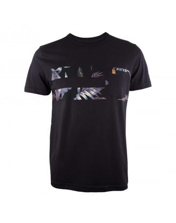 Camiseta Rip Curl Especial Spray - Preto