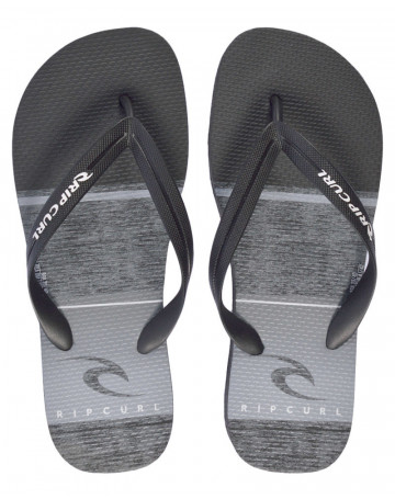 Chinelo Rip Curl Hawk Eye - Preto
