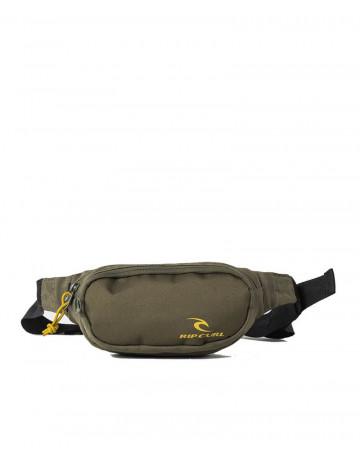 Pochete Rip Curl Waist Bag Stack M Verde