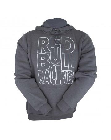 Moletom Red Bull Team Racing - Cinza Mescla  796485f55aa