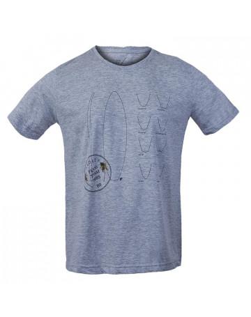 Camiseta Redley Kombi II - Cinza