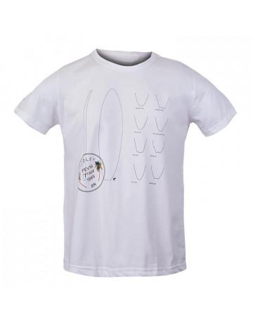 Camiseta Redley Silk - Bege