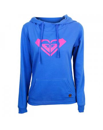 Moletom Feminino Roxy Cang Sunny Azul  0db3211abcc