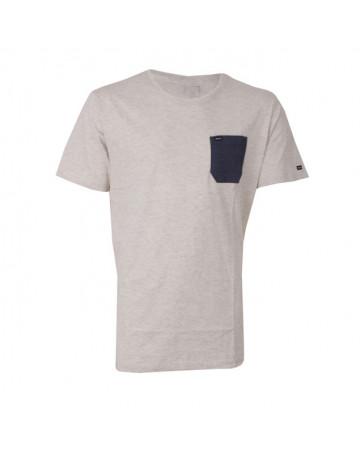 Camiseta RVCA Pick Up Branca