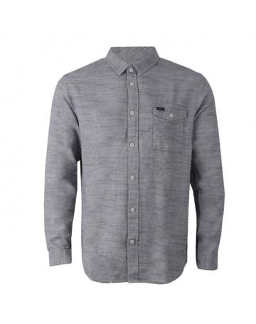 Camisa RVCA Honest - Cinza