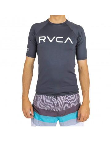 Camiseta RVCA Lycra Big - Preta