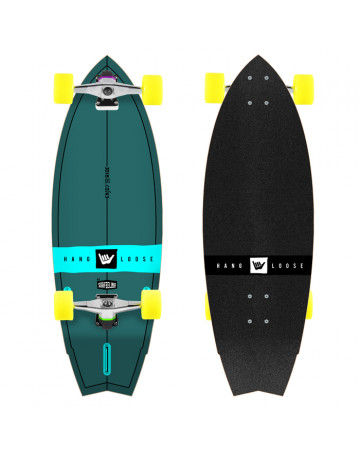 Skate Surfeeling Hang Loose - Azul