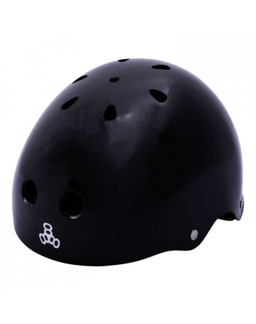 Capacete Triple 8 Brainsaver