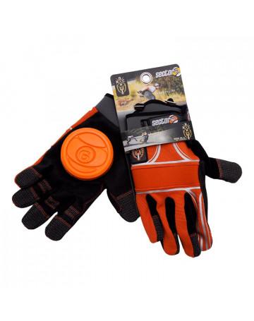 Luva Sector 9 Downhill Orange