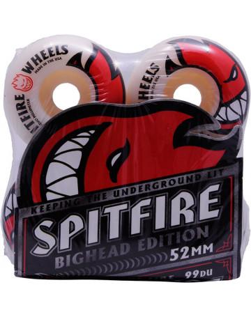 Roda Spitfire Bighead Edition 52mm 99 du
