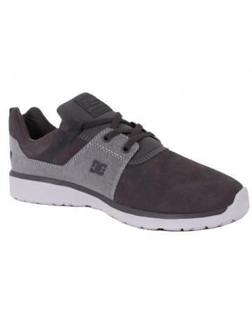 Tenis DC  Heathrow Cinza