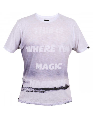 Camiseta O'Neill The Magic Dark Branco