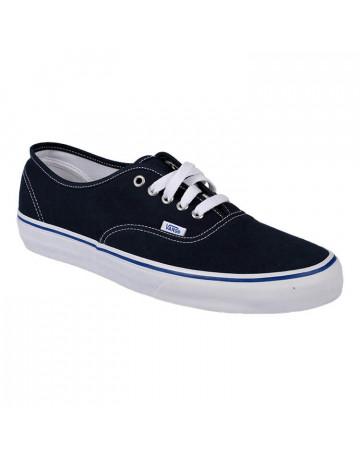 d23c1f1a3c6 Tênis Vans Authentic - Azul Escuro