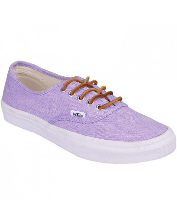 Tênis Vans Authentic Slim - Lilás