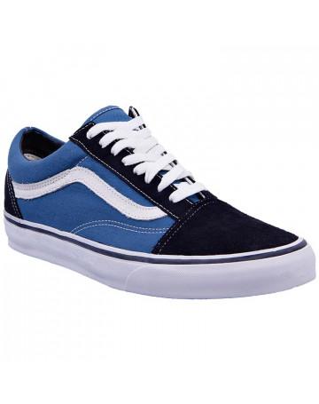 ed41a478e Tênis Vans Old Skool Nacional - Azul