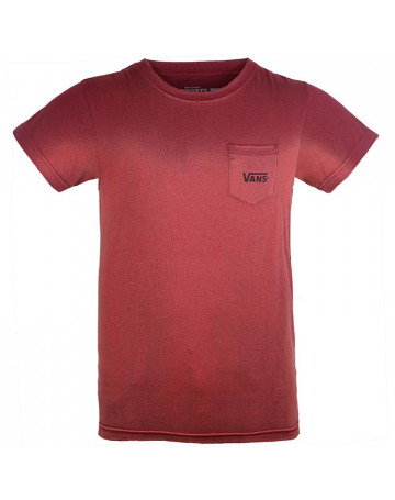 Camiseta Vans Esp Vanderlip - Vinho