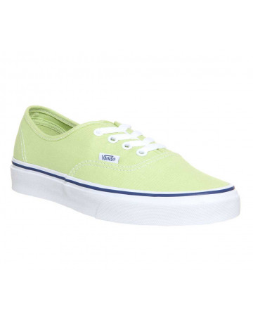 Tênis Vans Authentic Shadow Lime - Verde