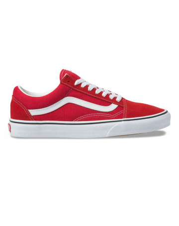 Tênis Vans Old Skool Racing Red