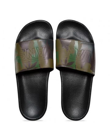 Chinelo Vans Slide-on - Camuflado