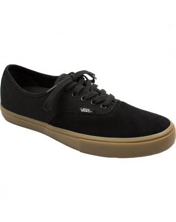 Tênis Vans Authentic Pro Black/Gum