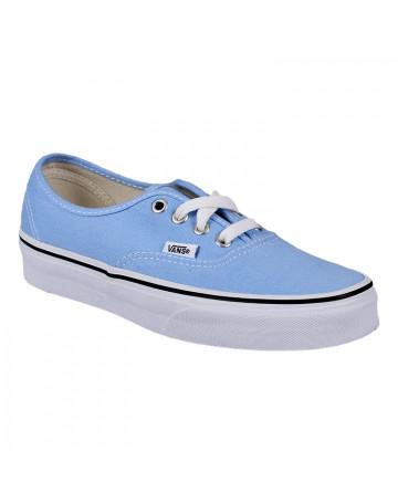 6e6f9f59542 Tênis Vans Authentic - Azul Claro
