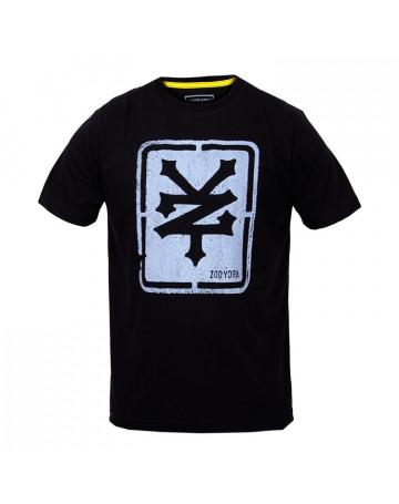 Camiseta Zoo York Blk - Preta