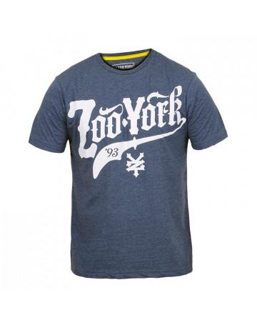 Camiseta Zoo York Ninety Three - Azul