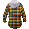 Camisa DC Juvenil Aberdeen - Amarelo 3