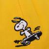 Boné HUF Snoopy Amarelo5